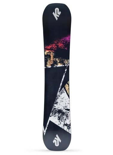 Mytell  Lime Lite Kadın Snowboard Renkli